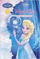 Frozen: Meet Elsa (Adventures in Reading, Level 1) (Disney L...