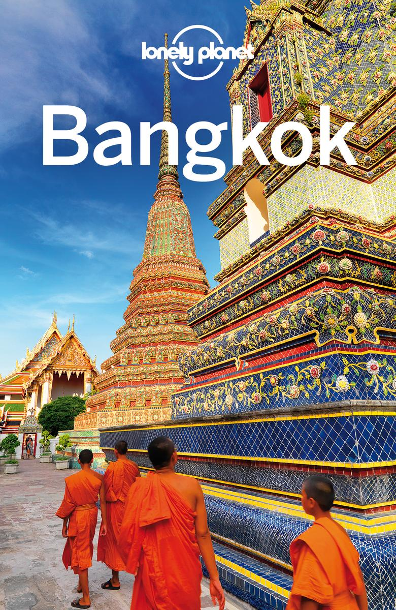 Lonely Planet Bangkok 12.
