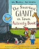 Pan Macmillan THE SMARTEST GIANT IN TOWN ACTIVITY BOOK - DONALDSON, J.