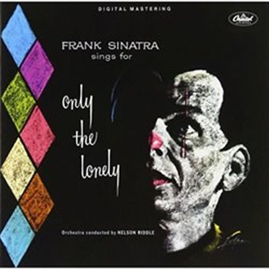 Frank Sinatra: Sings For Only The Lonely - CD - Frank Sinatra