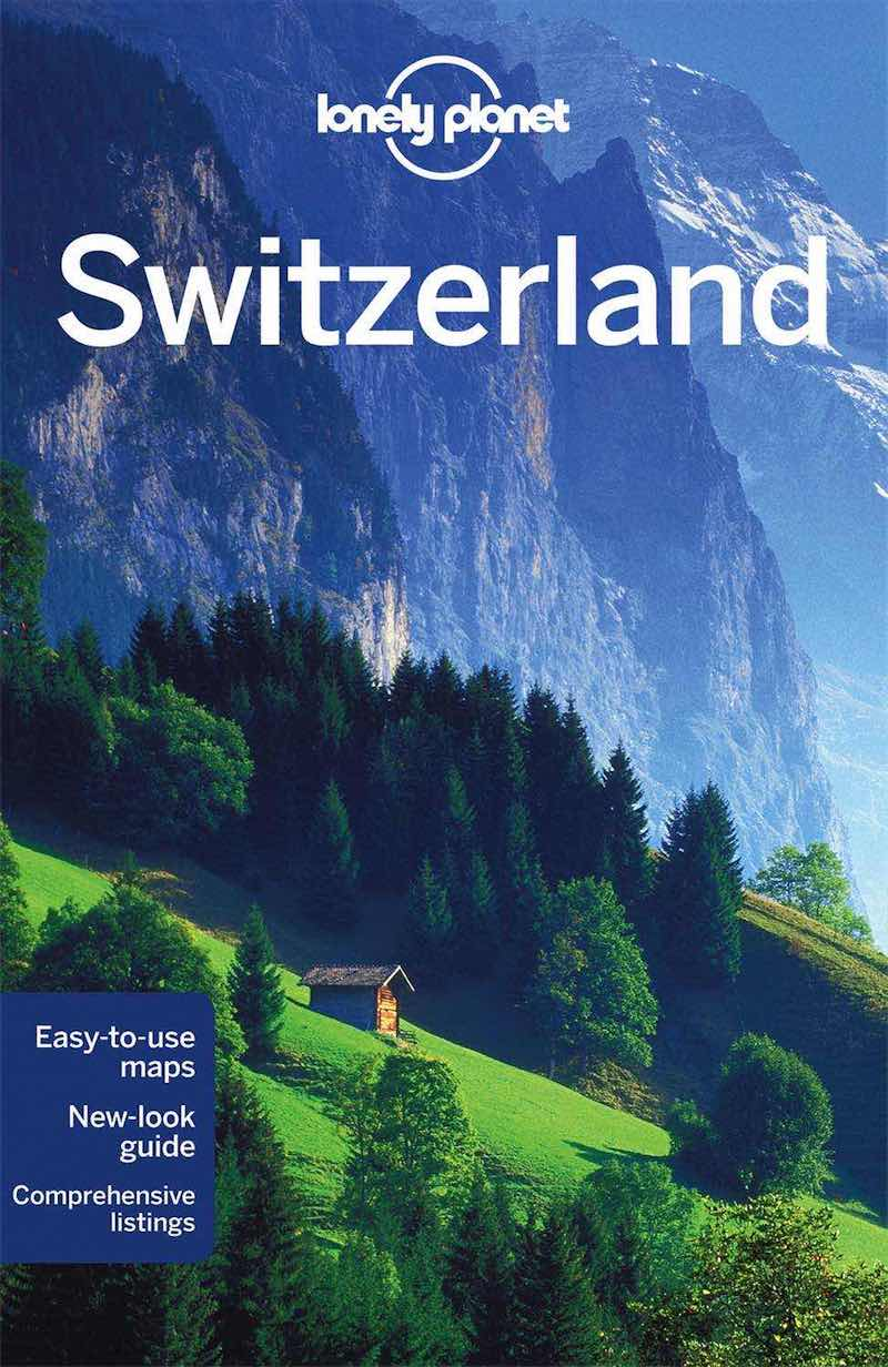 Lonely Planet Switzerland 8.