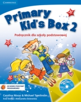 Primary Kid's Box Level 2 Pupil's Book with Songs CD and Par...