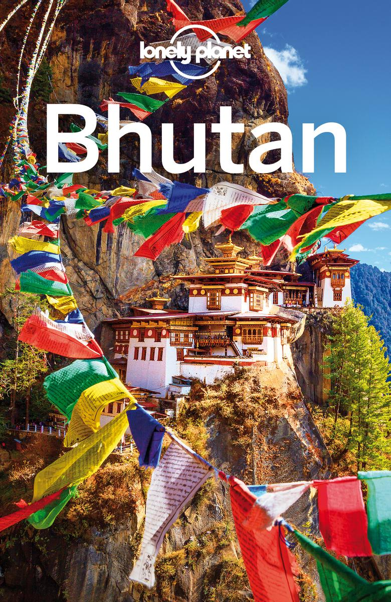 Bhutan / průvodce Lonely Planet (anglicky) - Lindsay Brown