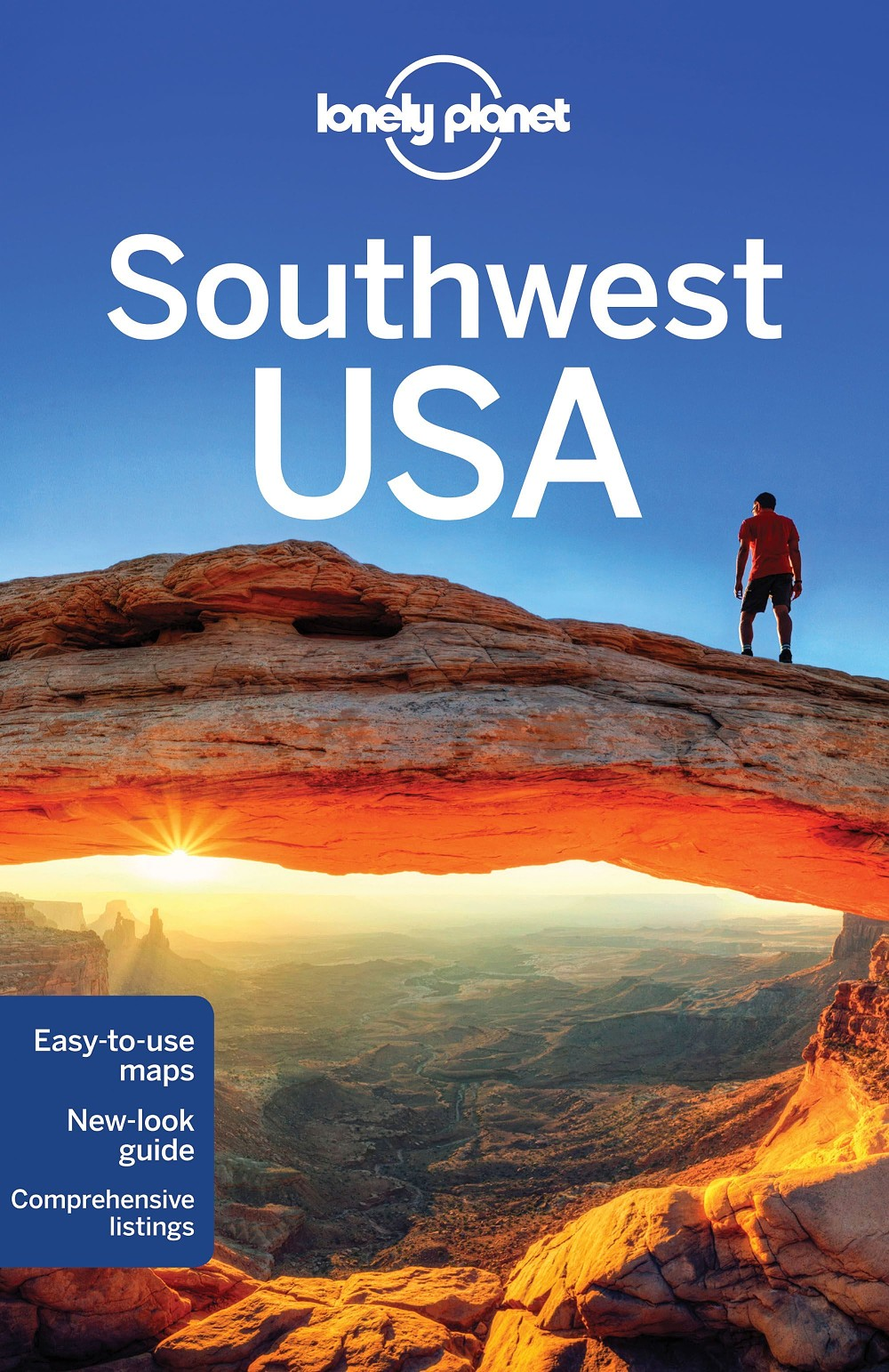 Lonely Planet Southwest USA 7.