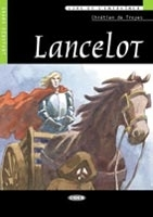 LANCELOT + CD (Black Cat Readers FRA Level 2) - DE TROYES, C...