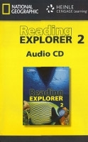 READING EXPLORER 2 CLASS AUDIO CD - DOUGLAS, N.