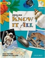 ENGLISH KNOW IT ALL 1 STUDENT´S BOOK + CD PACK - MCCLELLAND,...