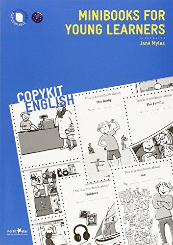 COPYKIT ENGLISH: Mini Books for Young Learners - MYLES, J.