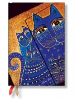 Paperblanks 2016 Mediterranean Cats Mini 12 Verso Diary