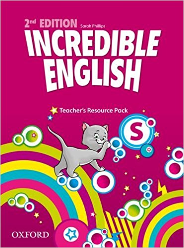 INCREDIBLE ENGLISH STARTER TEACHER´S RESOURCE PACK - PHILLIP...