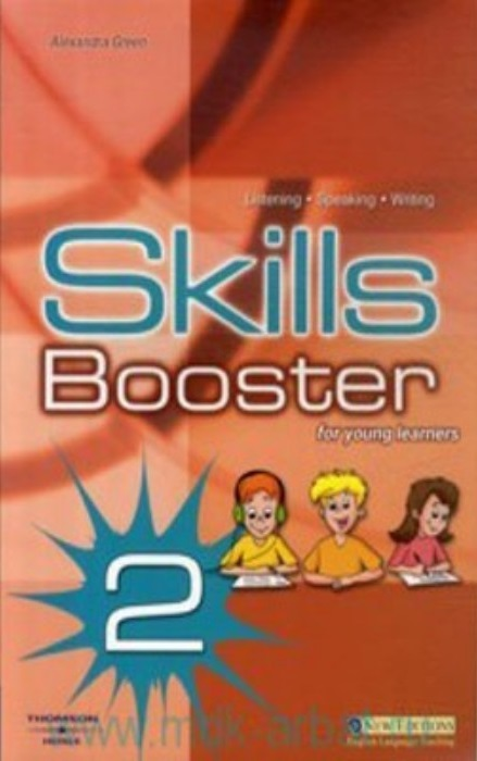 SKILLS BOOSTER 2 STUDENT´S BOOK - GREEN, A.