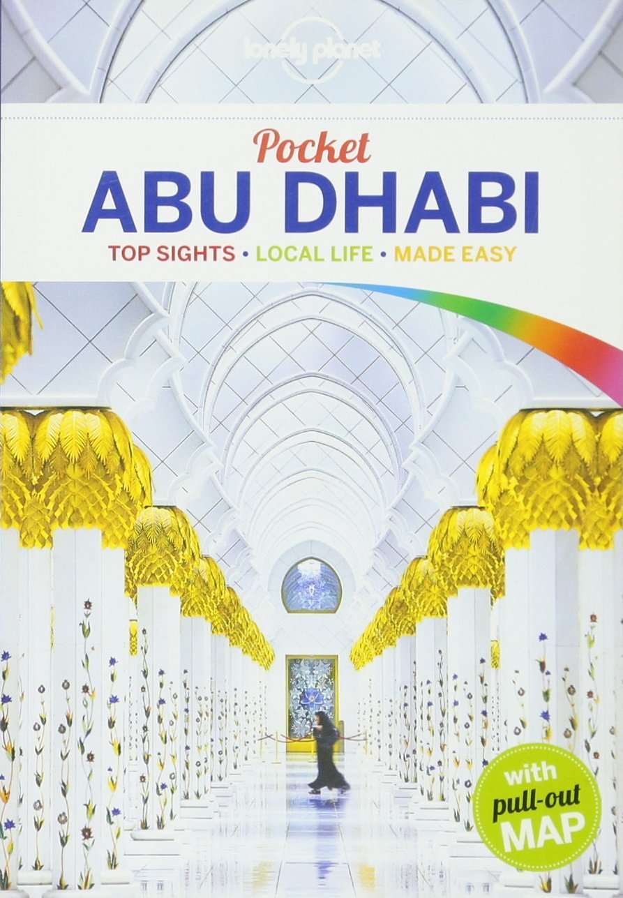 Lonely Planet Abu Dhabi Pocket Guide 1.