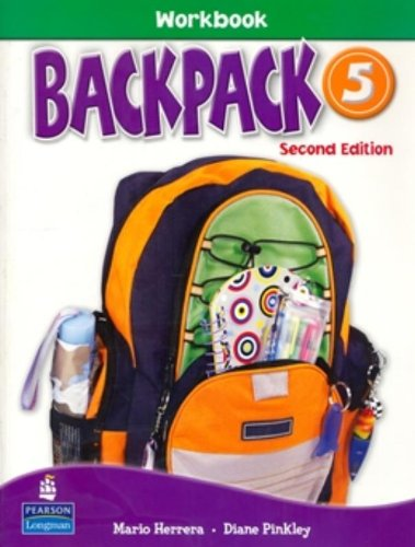 Backpack, 2nd Ed. 5 Workbook w/ Audio CD