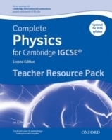 Complete Physics for Cambridge IGCSE Teacher Resource Pack, 2nd ed. - Collins, I.