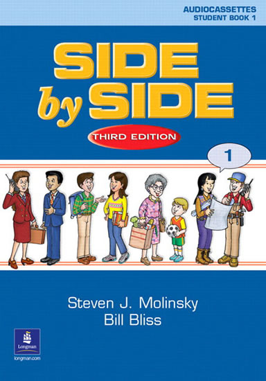 Side by Side 1 Student Book 1 Audiocassettes (6) - Steven J. Molinsky