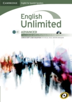 English Unlimited for Spanish Speakers Advanced Coursebook w...