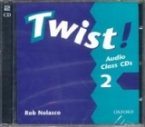 TWIST! 2 CLASS AUDIO CDs /2/ - NOLASCO, R.