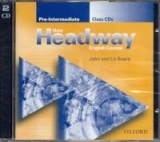 NEW HEADWAY PRE-INTERMEDIATE CLASS AUDIO CDs /2/ - SOARS, J....