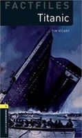 OXFORD BOOKWORMS FACTFILES New Edition 1 TITANIC AUDIO CD PA...