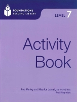 FOUNDATIONS READING LIBRARY Level 7 ACTIVITY BOOK - WARING, ...