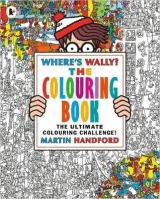 Where's Wally? The Colouring Book - Handford, M.