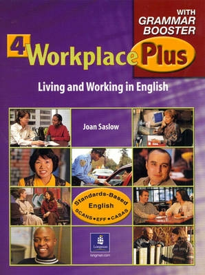 Workplace Plus 4 with Grammar Booster - Living and Working i...