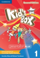 Kid's Box American English Level 1 Presentation Plus
