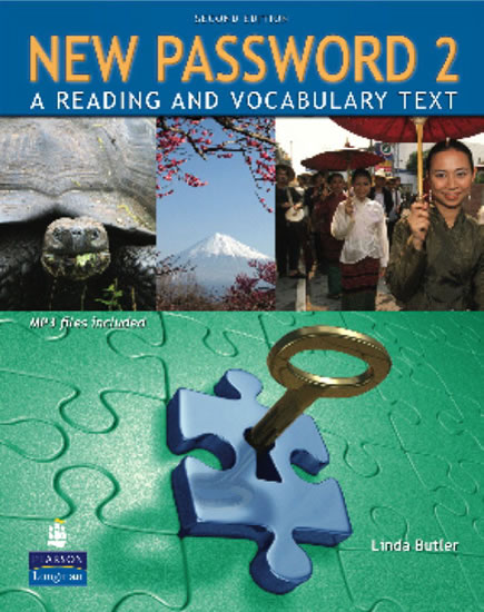 New Password 2: A Reading and Vocabulary Text (with MP3 Audio CD-ROM) - Linda Butler