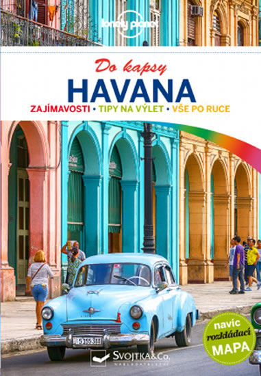 Havana do kapsy - Lonely Planet - neuveden