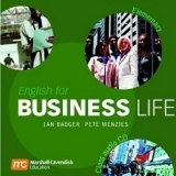ENGLISH FOR BUSINESS LIFE ELEMENTARY CD - BADGER, I., MENZIE...