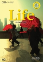 LIFE ELEMENTARY SPLIT EDITION B WITH DVD + WORKBOOK AUDIO CDs - HUGHES, J., STEPHENSON, H., DUMMETT, P.