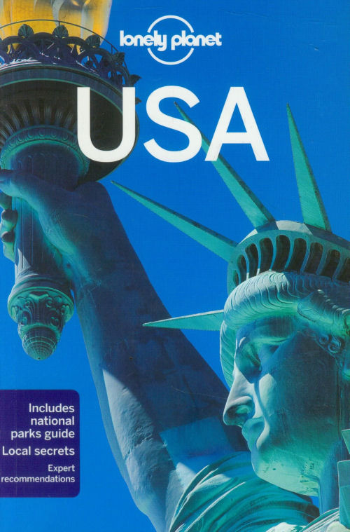 USA 8.ed (Lonely Planet) - Regis St. Louis
