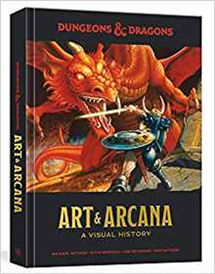 Dungeons and Dragons Art and Arcana : A Visual History - Michael Witwer