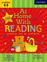 AT HOME WITH READING (Age 3-5) - ACKLAND, J.