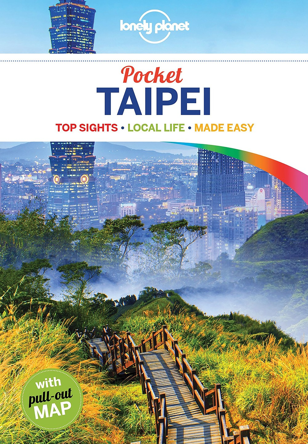 Lonely Planet Taipei Pocket guide 1.