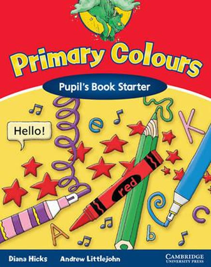 Primary Colours Starter: Pupil´s B. - Diana Hicks