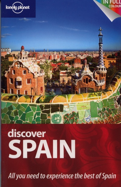 Lonely Planet Spain Discover 1.