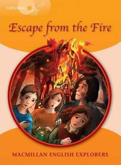 Explorers 4: Escape from the Fire Reader - Lucie Hlavatá