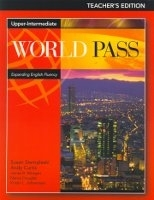 WORLD PASS UPPER INTERMEDIATE TEACHER´S BOOK - CURTIS, A., D...