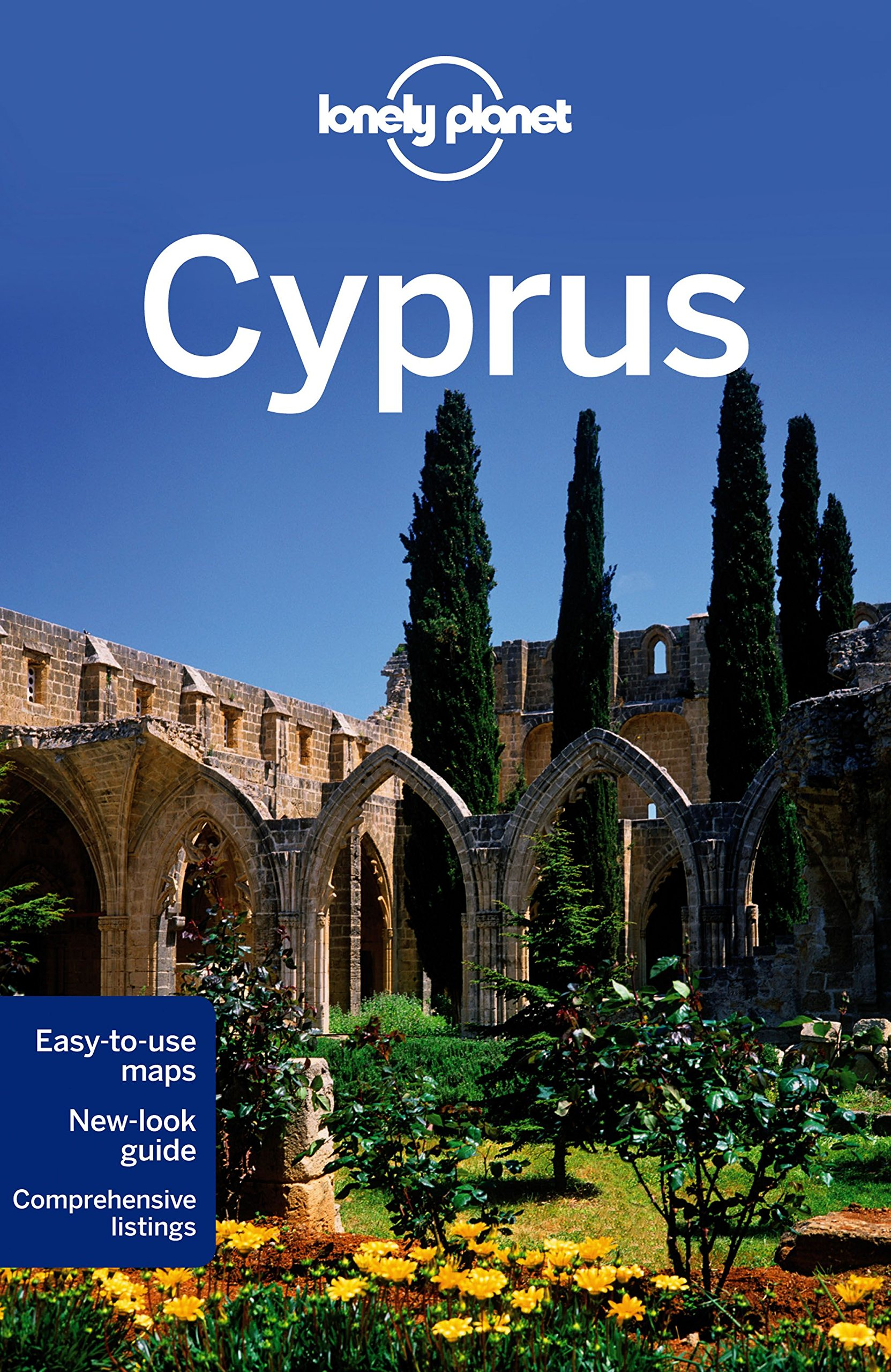 Lonely Planet Cyprus 6.