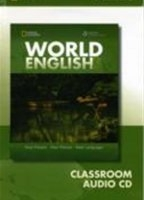 WORLD ENGLISH 3 CLASS AUDIO CD - CHASE, R. T., JOHANNSEN, K. L., MILNER, M.