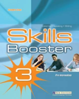 SKILLS BOOSTER 3 STUDENT´S BOOK - GREEN, A.