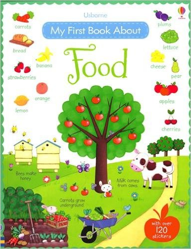 My First Book About Food (My First Books) - Brooks, F.
