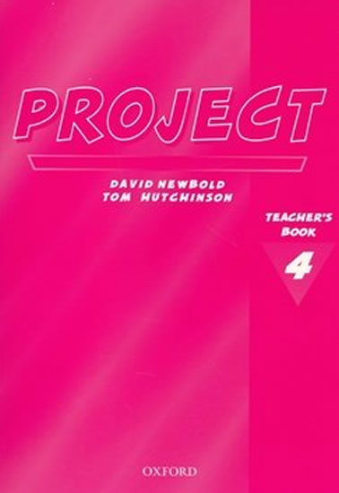 Project 4 Teacher´s Book - Tom Hutchinson