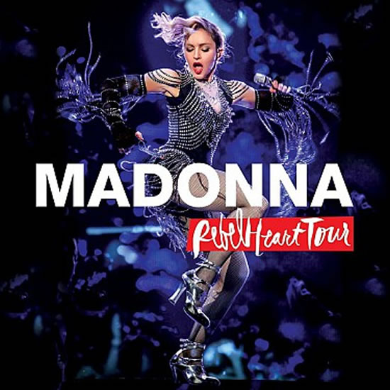 Rebel Heart Tour Live At Sydney - 2CD - Madonna