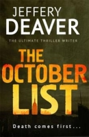THE OCTOBER LIST - akce HB - Jeffery Deaver
