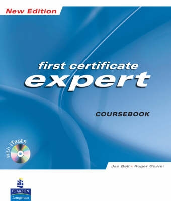 FCE Expert New Edition Students Book with iTest CD ROM - Akč...