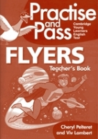 PRACTISE AND PASS FLYERS TEACHER´S GUIDE WITH AUDIO CD - LAM...