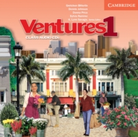 Ventures 1 Class Audio CDs