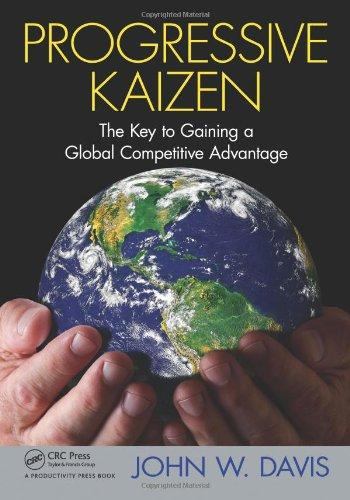 Progressive Kaizen: The Key to Gaining a Global Competitive ...
